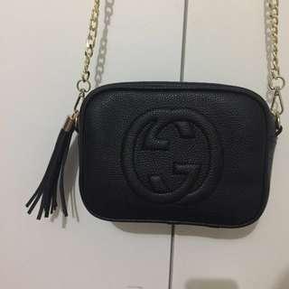 Pre-love gucci inspired shoulder bag