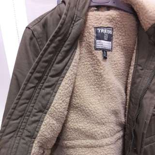 Boy's winter Terranova jacket