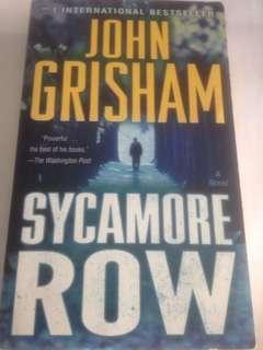 Sycamore Row John Grisham
