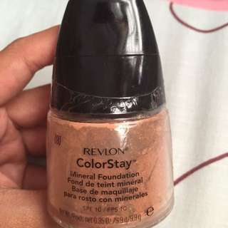 Revlon ColourStay Mineral Foundation
