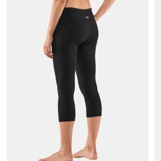 Women's Under Armour StudioLux® Tight Capri X Size XS