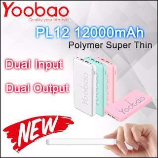 Yoobao PL12 12000mAh