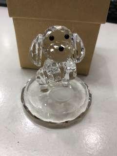 狗仔水晶擺設