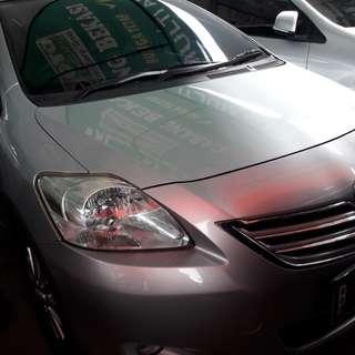 Toyota Vios 2011 Silver