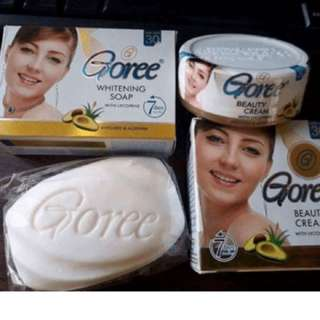 100% Goree Beauty Product