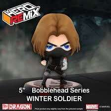 "Winter Soldier Bobblehead 5"" Figure"