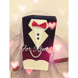 <For Rent> Wedding AngBao Boxes Red Packet Boxes #budgetwedding