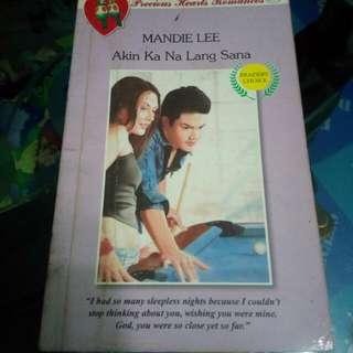 Akin Ka Na Lang Sana by Mandie Lee