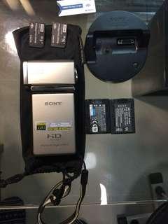Sony 手提攝錄機