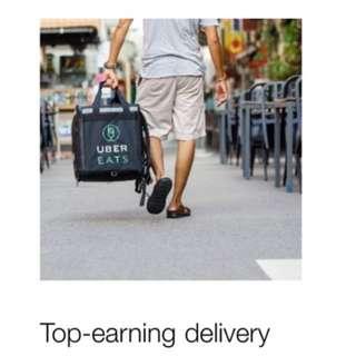UberEATS job chance