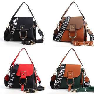 Handbag Hand Bag Tas Fashion Wanita Cewek Impor Import Code 4231