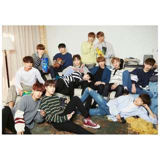 SEVENTEEN - First Love & Letter Album