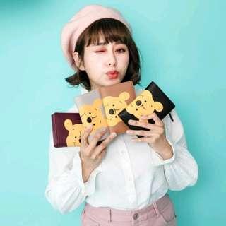 PO Winnie The Pooh Short Wallet