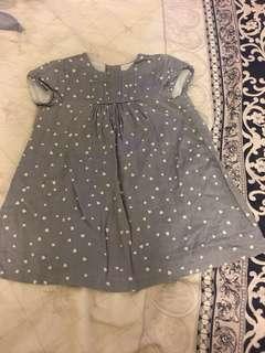 Zara baby girl 女童裙 (80碼)
