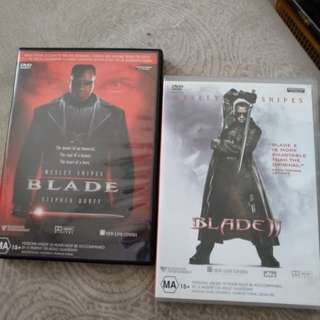 Blade I n II, only for $5!