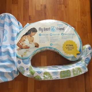 My Brest Friend feeding pillow and nursing cover