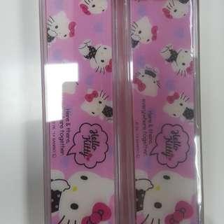 Hello Kitty 3D Chopstick Cutlery Sets
