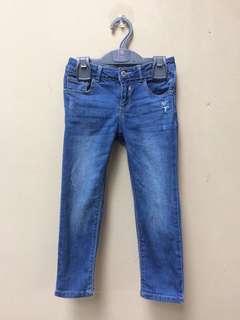 Jeans Zara size 5 thn