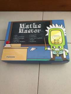 BN Maths Master (100 Flash Card)