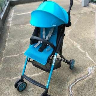 Combi F2 Plus AR Light Weight stroller 超輕單手摺車