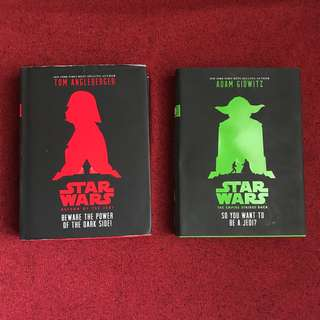 STAR WARS Hardbound (Bundle)