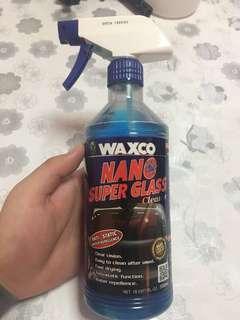 Waxco Nano Super Glass Cleaner