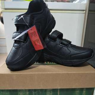 Black School shoe neckerman