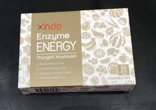 Xndo Enzyme Energy Expire 2018.08.08