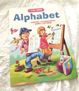 Charity Sale! I can Write Alphabet Capital Letters With Small Letters  Children's Book