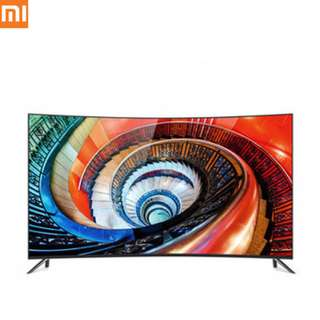 """TV Xiaomi TV 3s Android Smart TV- 65"""" Curved (4K)"""
