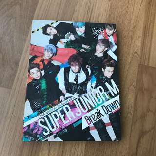 Super Junior-M Break Down album