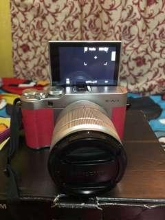 Fujifilm X A3 mirrorless camera