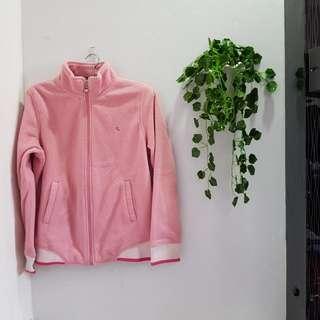 48ribu 2nd 207 jaket sweater tebal pink