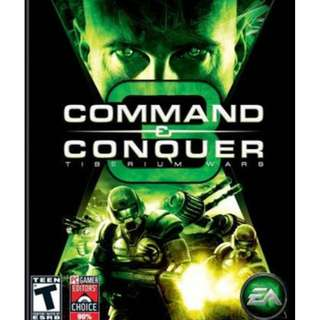 Command and Conquer 3 [GAME PC LAPTOP]