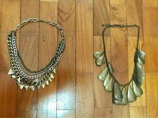 Necklaces (Bundle of 2)