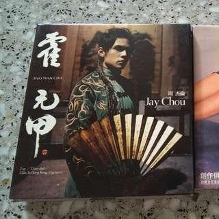 Jay Chou CD