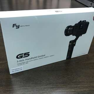 Feiyu Tech G5 3-Axis Handheld Gimbal (GoPro) - Freebies Included!