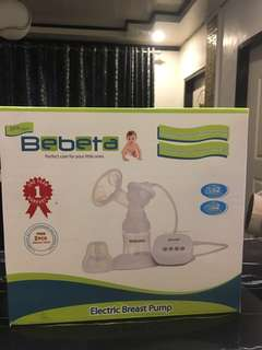 BEBETA ELECTRIC BREAST PUMP