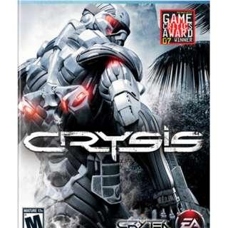 Crysis [GAME PC LAPTOP]