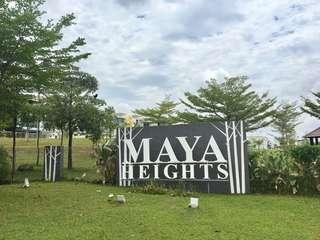 2 Sty Maya Height @Bandar Seri Alam