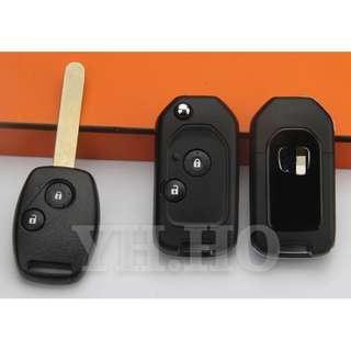 Honda Remote Flip Key Case