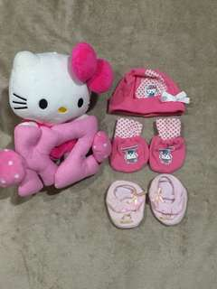 hello kitty nb set