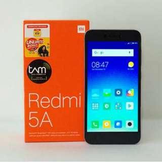 Xiaomi Redmi 5A Bisa cicilan tanpa kartu kredit