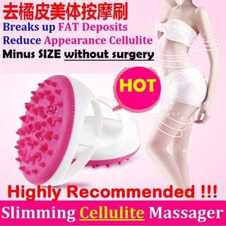 *IN STOCK*  Slimming CELLULITE Massager - Reduce Cellulite / Break up Fat Deposit