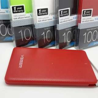 Powerbank Veger V41 10000 MAH
