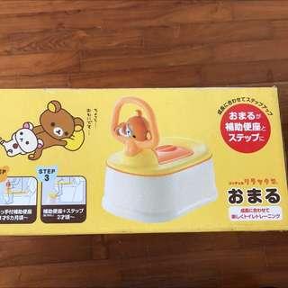 Brand new toddler potty