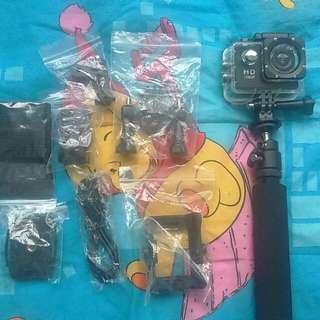 Action Camera 1080hd