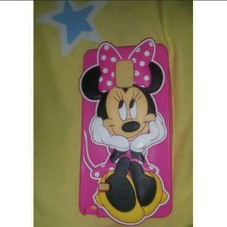 Samsung Note4 minnie silicon