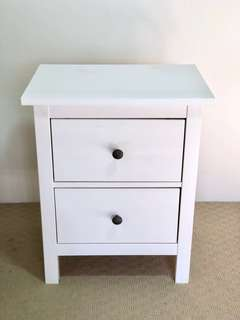 IKEA Bedside Table Chest of Drawers