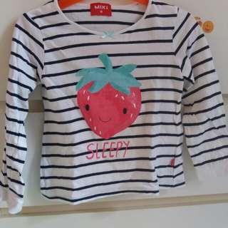 Tshirt 4-5y